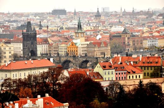 A Journey to Prague, the City of a Hundred Spires
